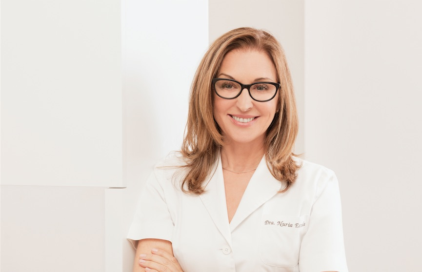 Nuria Escoda, doctora en medicina estética especialista en rejuvenecimiento facial y corporal