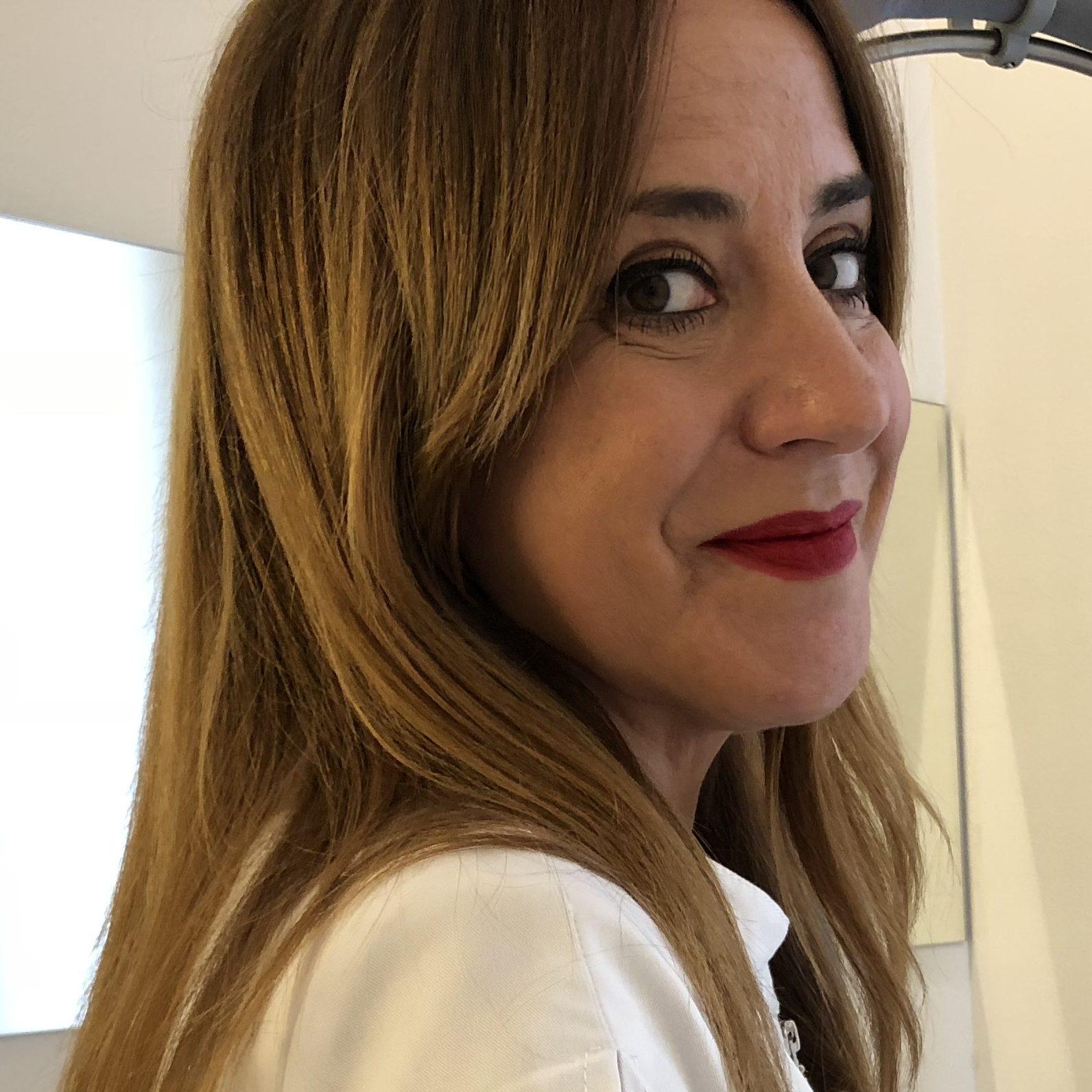 Esmeralda Pozo, dietista en el Centro de Medicina Estética Dra. Escoda