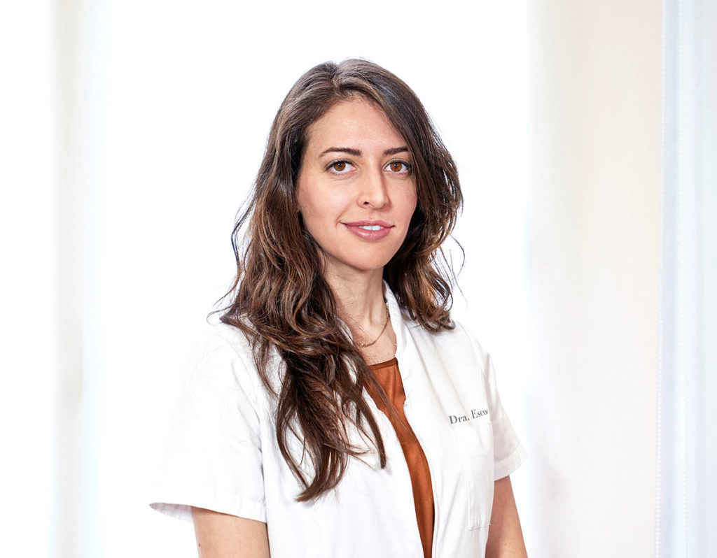 Dra Montserrat Barriga, doctora en medicina estética