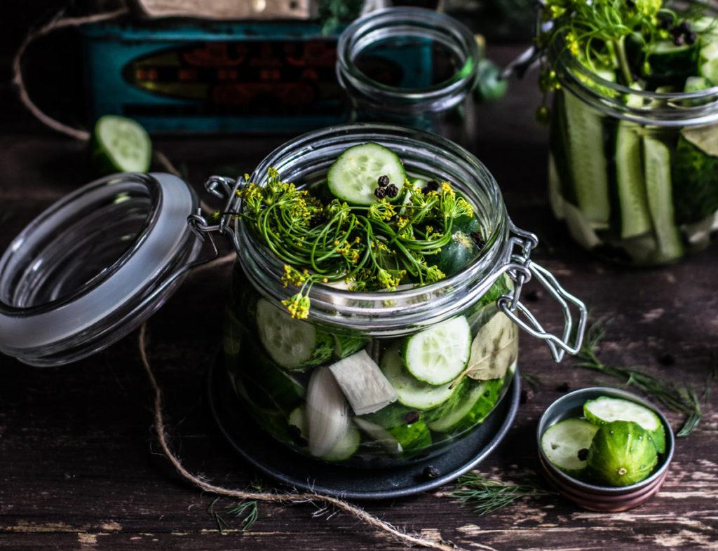 Encurtidos en salazón, mejora tu sistema inmune con nutracéuticos. Gut Health