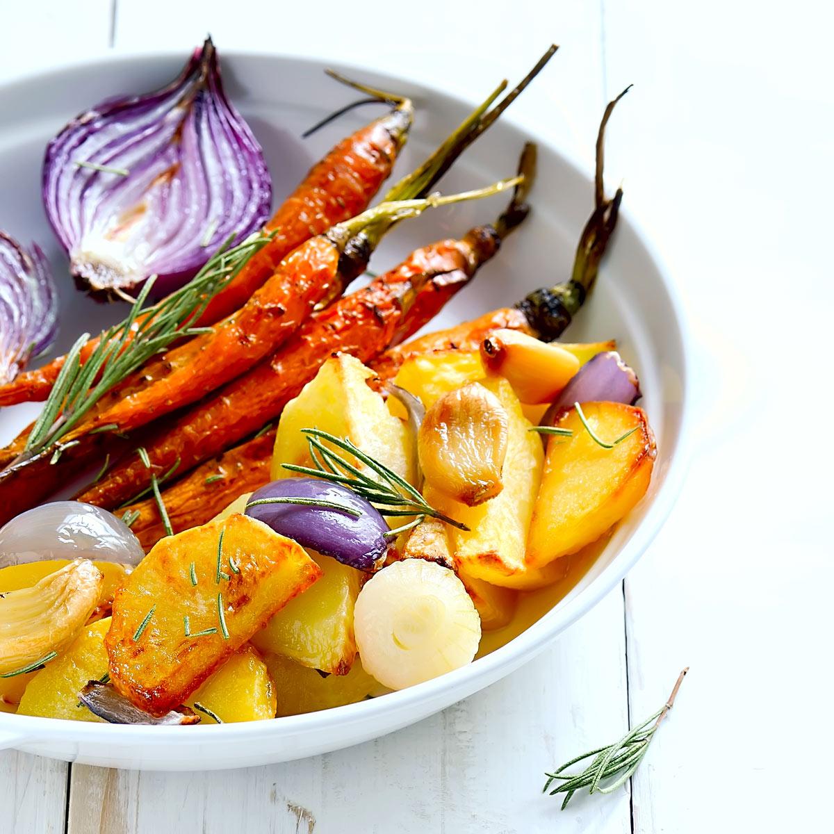 Verduras asadas al miso, recetas sencillas y sanas de la Dra Escoda, doctora en medicina estética