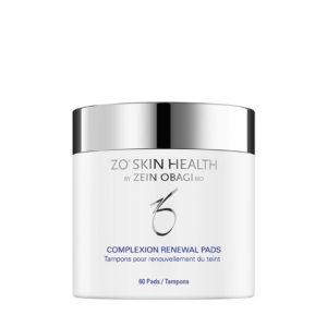 Complexion Renewal Pads, discos impregnados de tónico para el control del acné, la eliminación de la grasa y reducción del tamaño del poro. Zo Skin Health