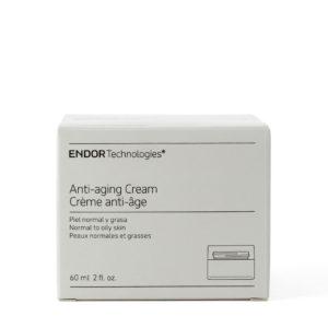 Anti-aging Cream Endor Technologies para pieles normales, mixtas o grasas. Dra Escoda