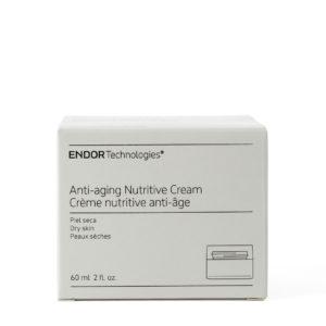 Anti-aging Nutritive Cream Endor Technologies para pieles secas. Dra Escoda
