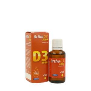 Vitamina D3, 2000 ui por gota