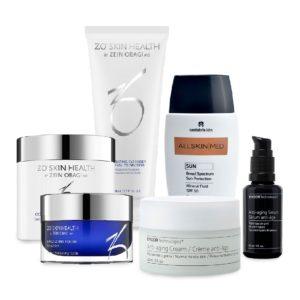 Pack de limpieza, hidratación y protección para pieles grasas, rutina facial completa