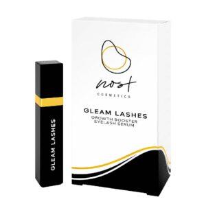 Gleam Lashes, serum de crecimiento para pestañas