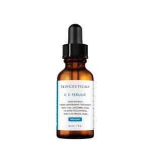 Serum con un 15% de vitamina C y ácido ferúlico, de SkinCeuticals